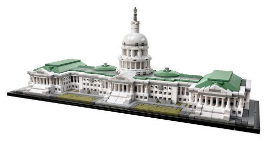 LEGO US Capitol Building-1