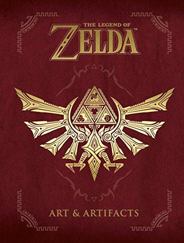 The Legend of Zelda- Art & Artifacts-1