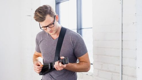 Zivix jamstik+ Portable Smart Guitar-2