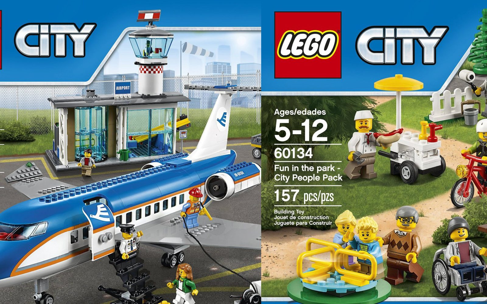 Amazon Has A Number Of Lego Building Kits Starting At 8 Prime