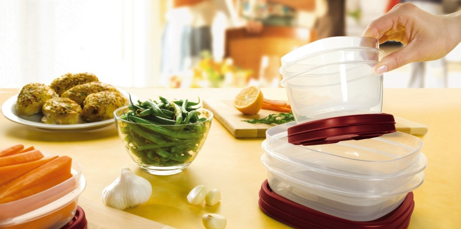 Get ready for Thanksgiving leftovers w Rubbermaids 42 Piece