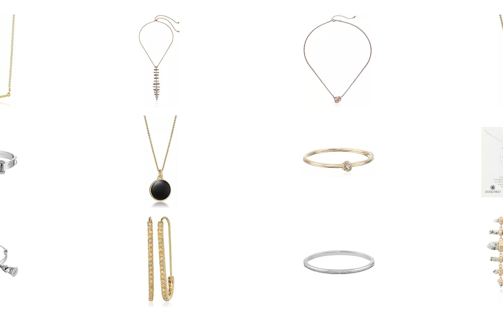 c4f0d14fbc4d Amazon s 1-day Jewelry sale just in time for Valentine s Day  up to 50% off  Michael Kors