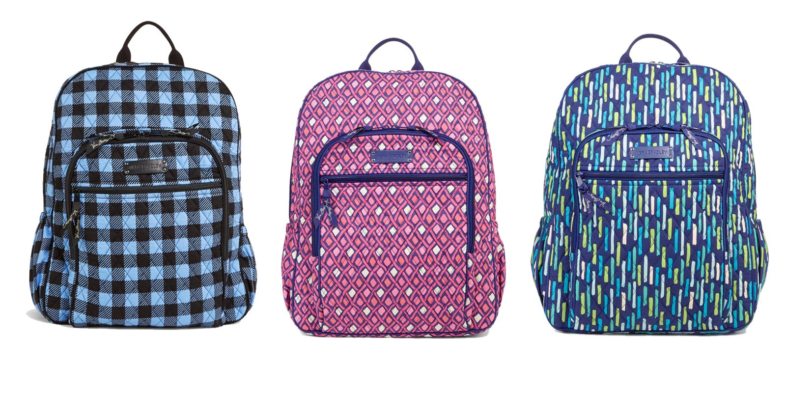 Show off your true colors with Vera Bradley s Campus Backpacks for  30  shipped (Reg.  50) 3919aa699b083