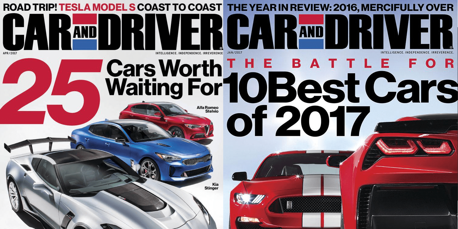 Here S A 4 Year Subscription To Car Driver Magazine For Just 12 W
