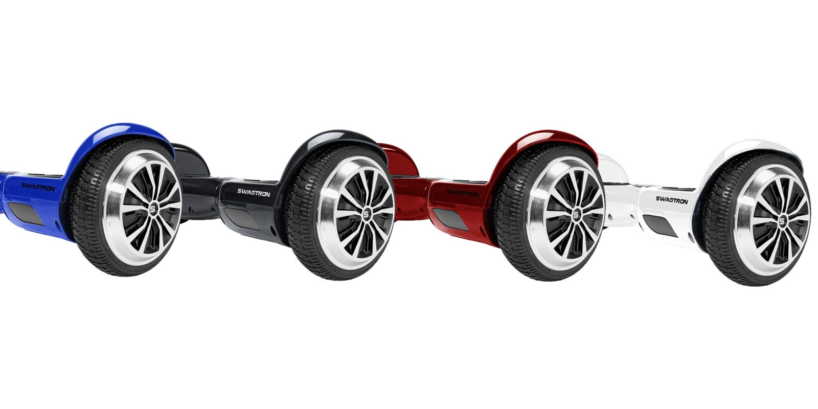 Keep calm and cruise on: Swagtron's T1 Hoverboard is selling