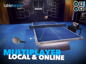 Table Tennis Touch-4