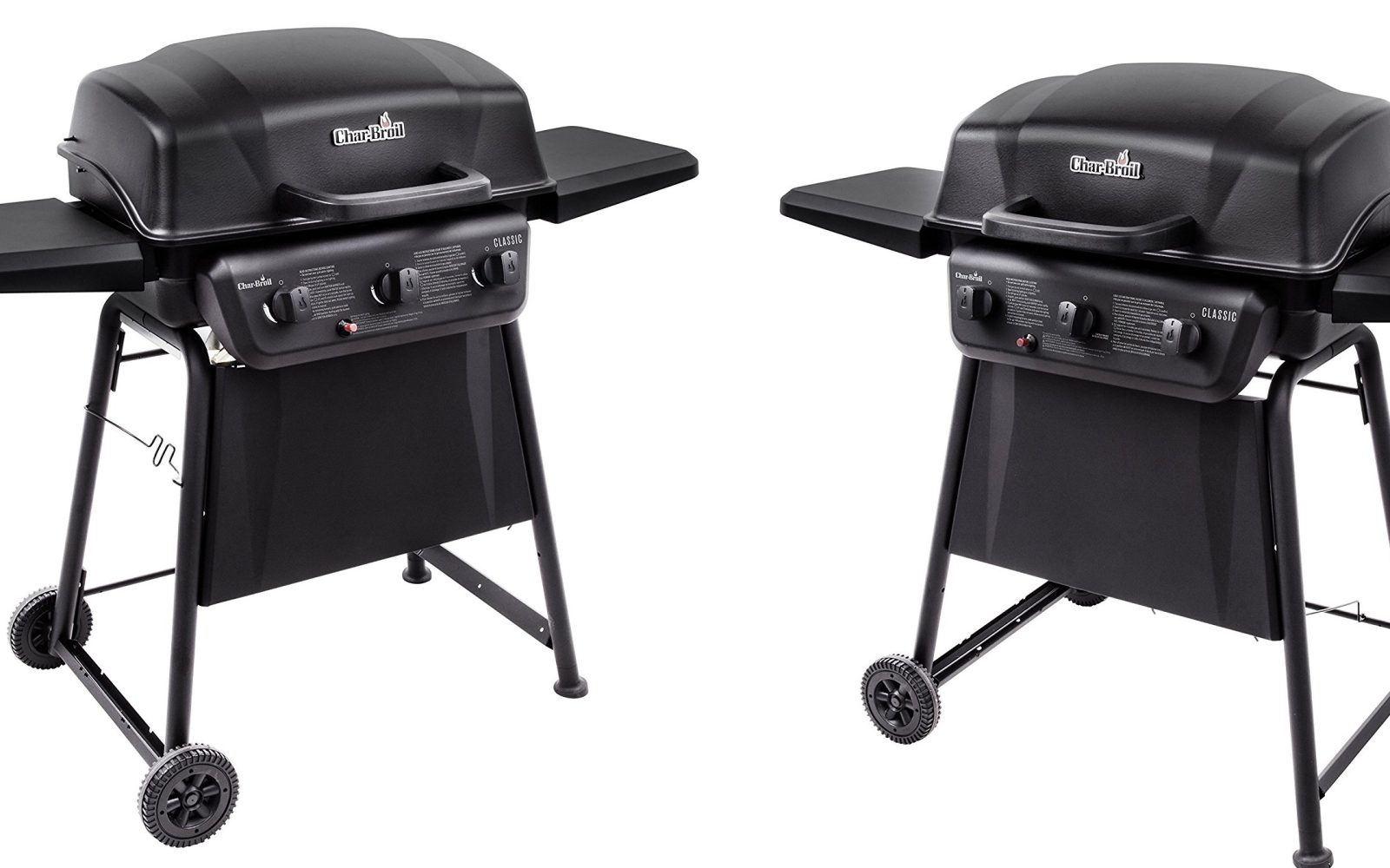Char Broil Classic 3 Burner Gas Grill For Just 125 Shipped 9to5toys