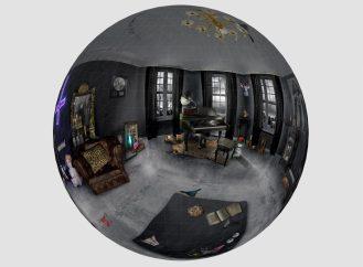Gorillaz App_Murdoc room