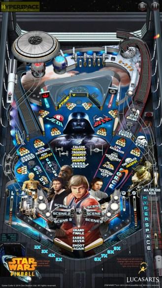 Star Wars Pinball 5-1