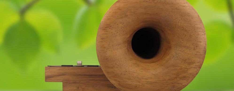 Symphonica passive horn speaker-8