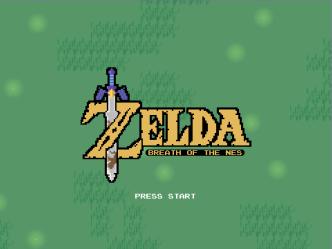 Zelda Breath of the NES-5