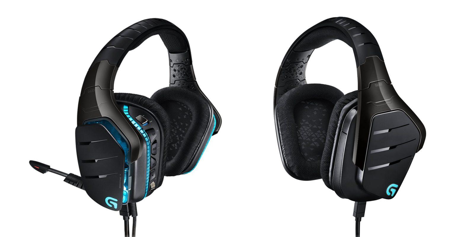 cf06c1be18b Logitech G633 Artemis Spectrum Gaming Headset for $70 shipped (Reg. $100)