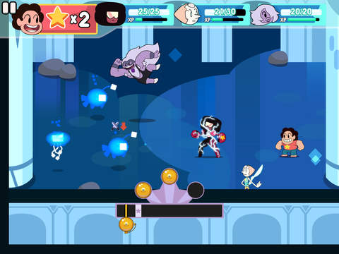 Attack the Light – Steven Universe Light RPG-4