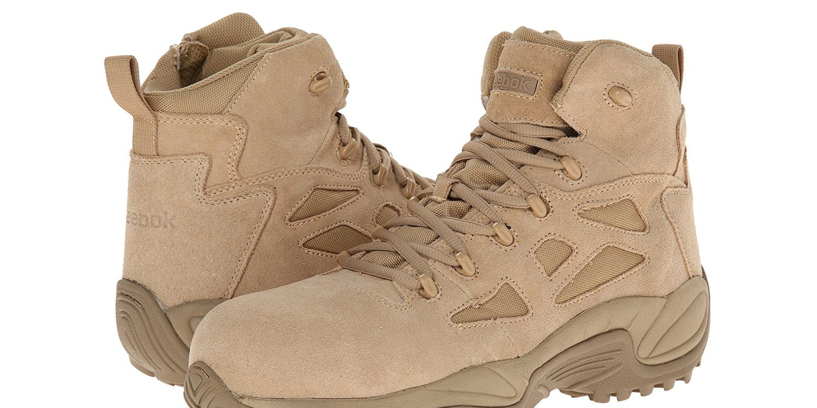 a2bc5276a4dd4a Military-style boots from  42 at Amazon  Reebok Tactical  60
