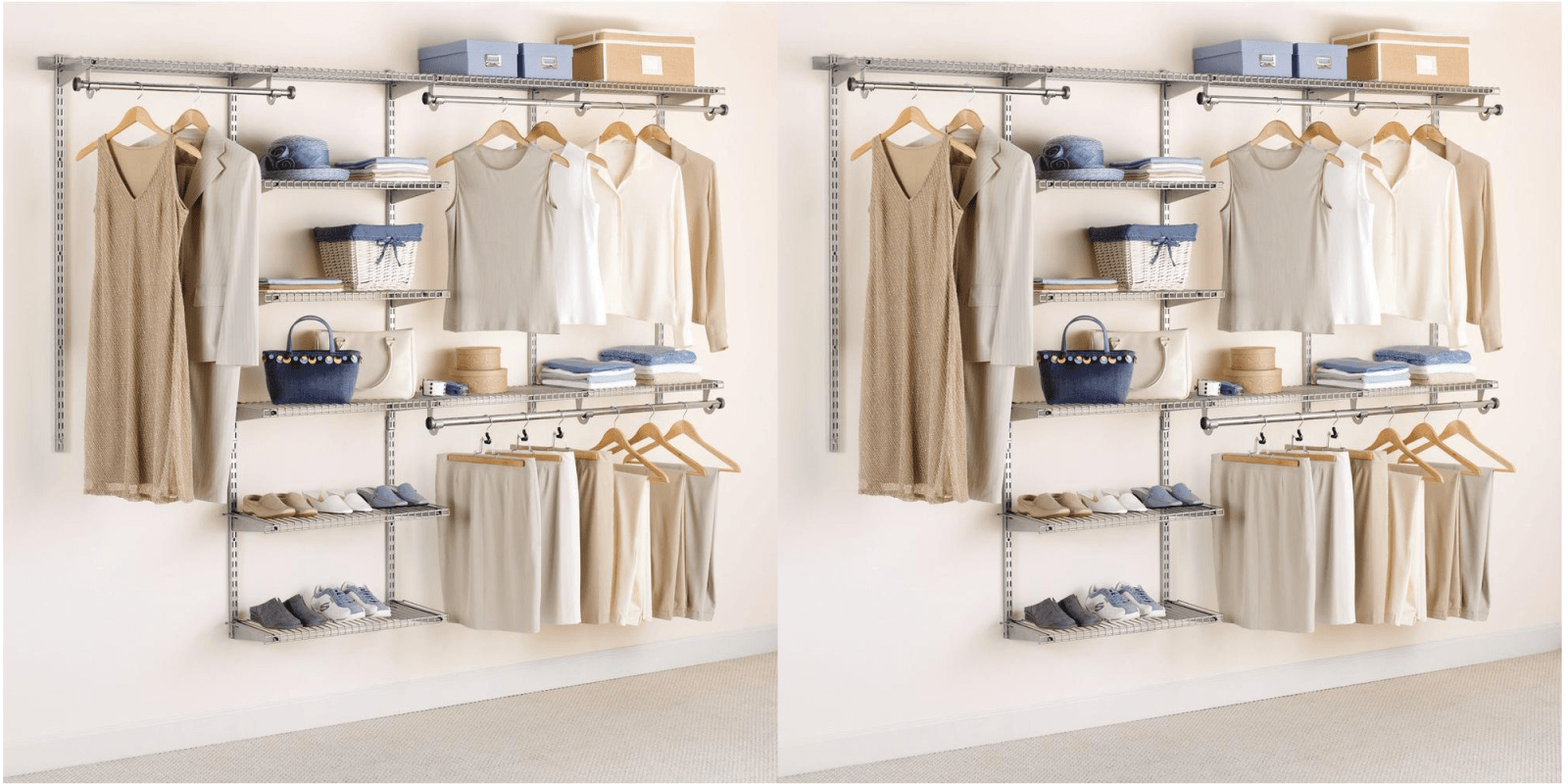 Rubbermaid Closet Organizer Kit hits Amazon all-time low: $73 shipped
