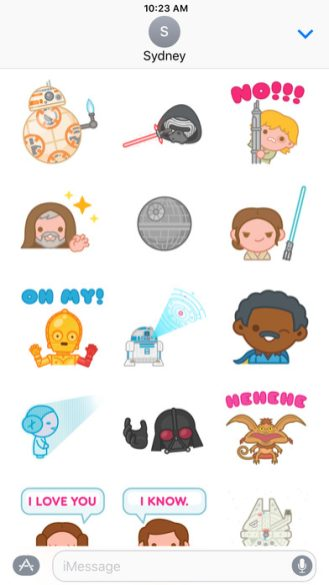 Star Wars Stickers-6