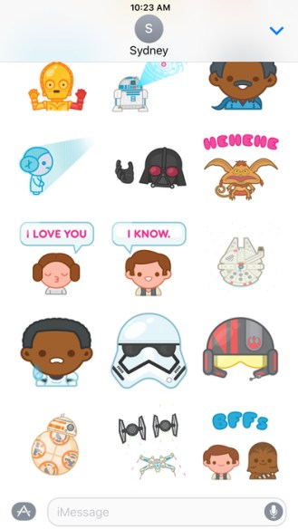 Star Wars Stickers-7