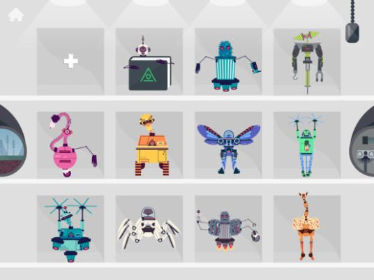 The Robot Factory 0-2