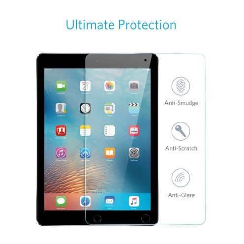 Double Defense Premium Tempered-Glass Tablet Screen Protector for new 10-5-inch iPad Pro-2