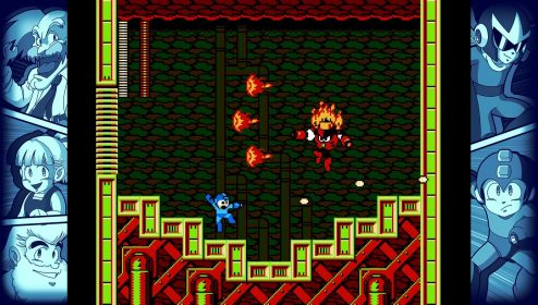 Mega Man Legacy Collection 2-6