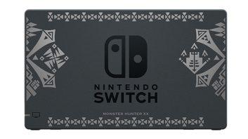 Nintendo Switch Monster Hunter XX edition-3