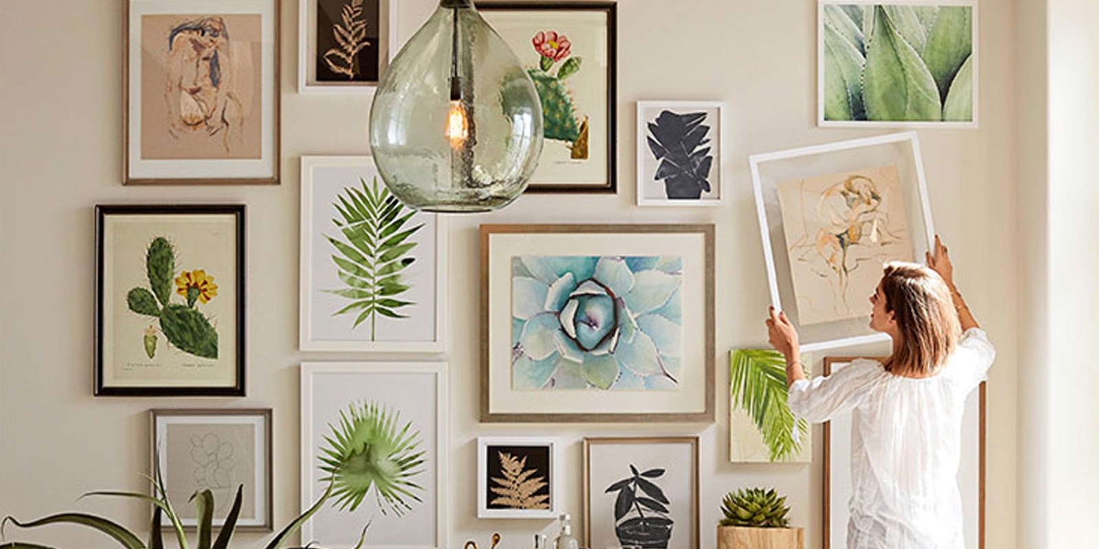 How to: create the perfect gallery wall in your home