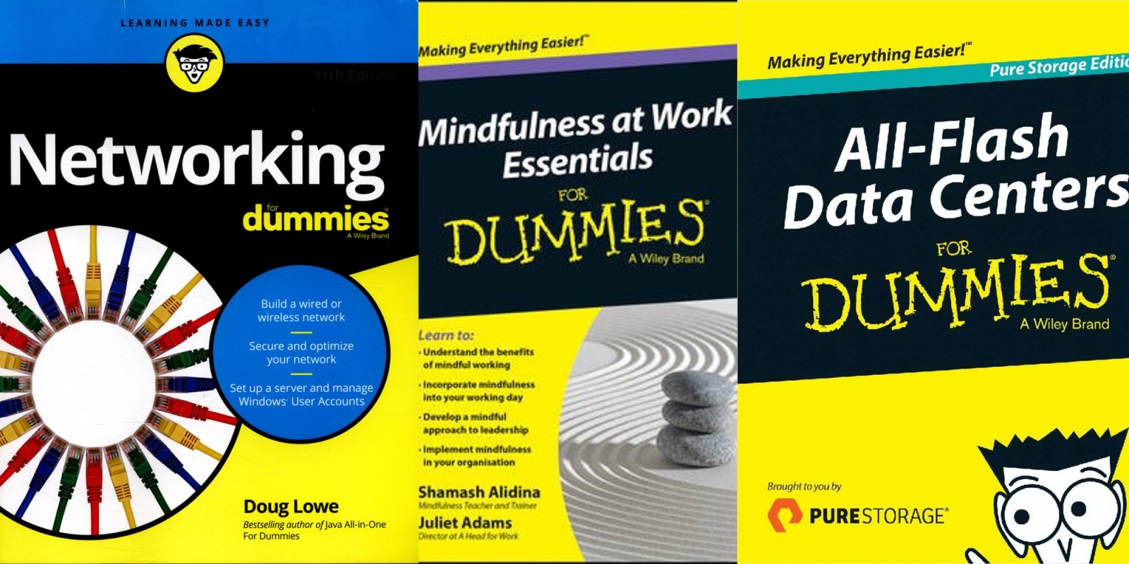 Grab these free eBooks: Networking, Mindfullness at Work, and more topics