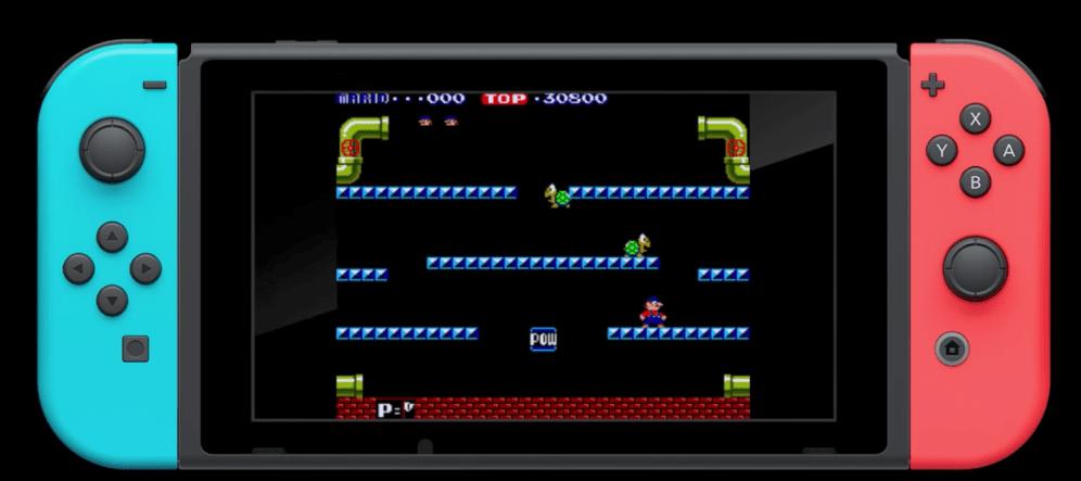 Mario Bros Arcade 2