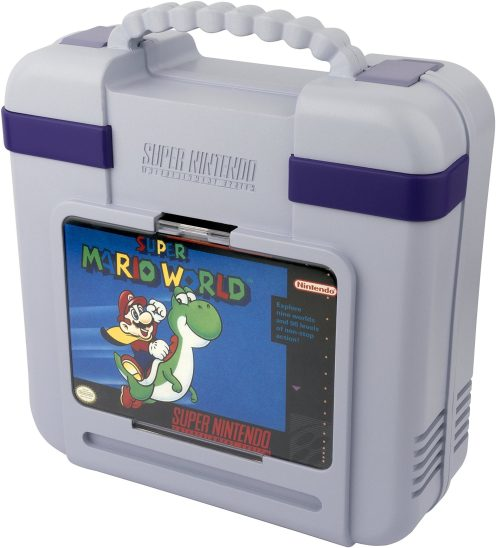 PDP SNES Deluxe Carrying Case for the Super Nintendo Classic Edition Console-4