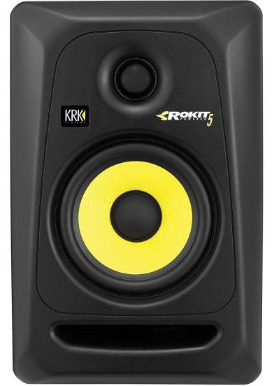 KRK Rokit 5 Gen 3 Powered Studio Monitors -1