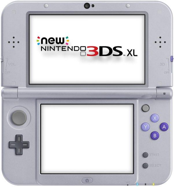 Nintendo New 3DS XL - Super NES Edition-3