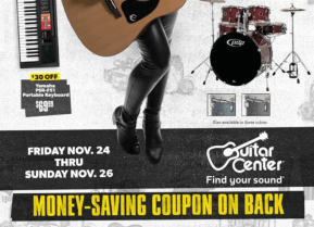 Guitar Center Black Friday 2017 ad-2