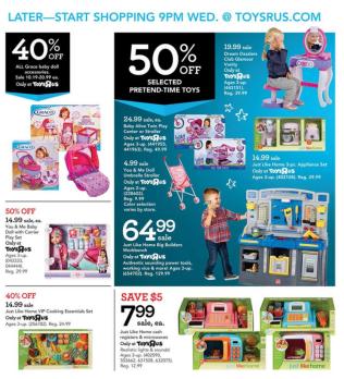 Toys R Us Black Friday 2017 Ad Ps4xbox Lego Nerf Fisher Price - Toys-r-us-black-friday-store-map