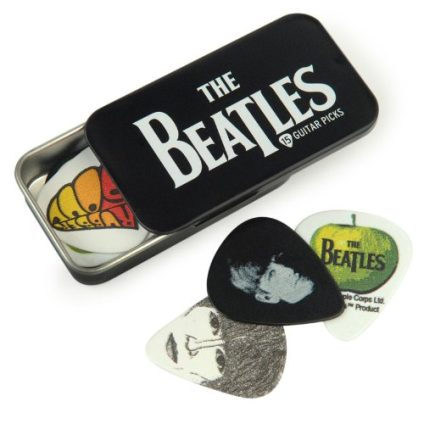 Planet Waves Beatles Guitar Pick Tins-2