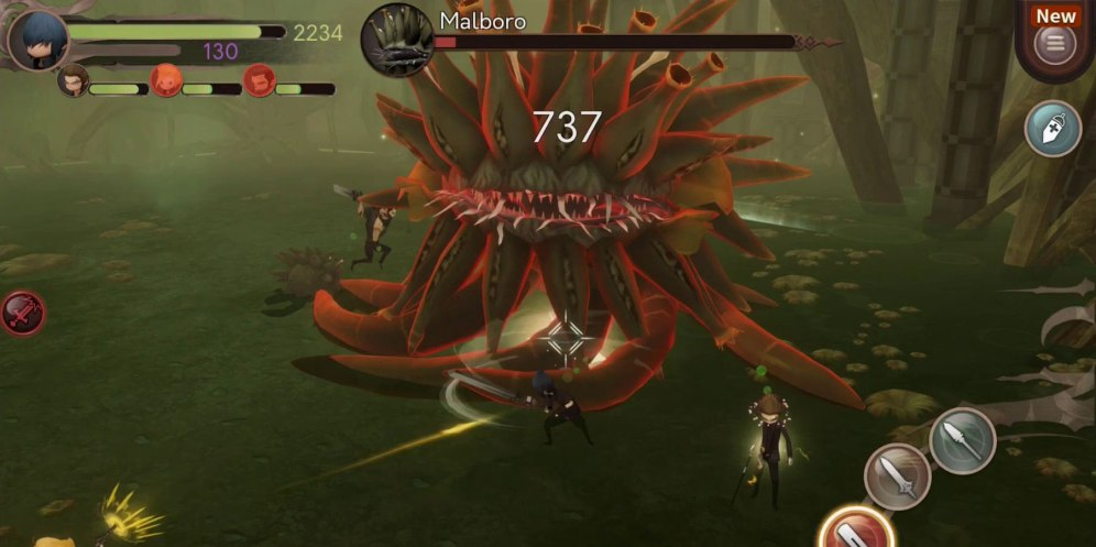 Final Fantasy XVPocket Edition -4