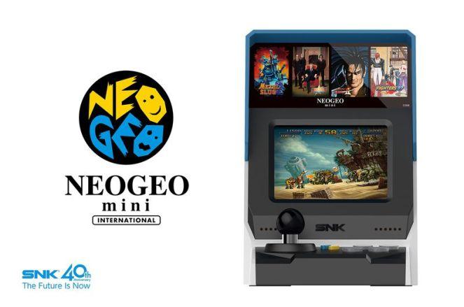 Neo Geo Mini-01