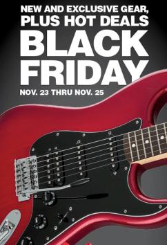 Guitar Center Black Friday ad-2018-01