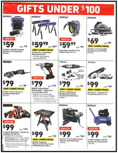 Lowe's Black Friday ad-15