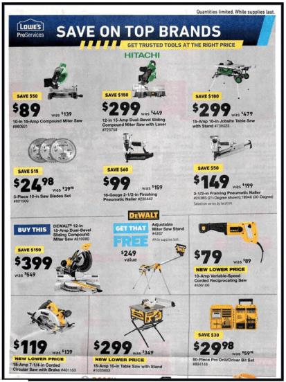 Lowe's Black Friday ad-22