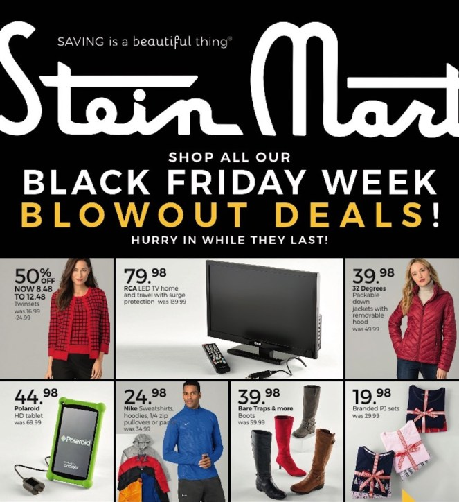 Steinmart-Black-Friday-Ad-1