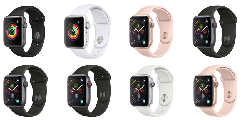 88c8396bd Apple Watch Deals Abound This Morning W Series 3 From 230