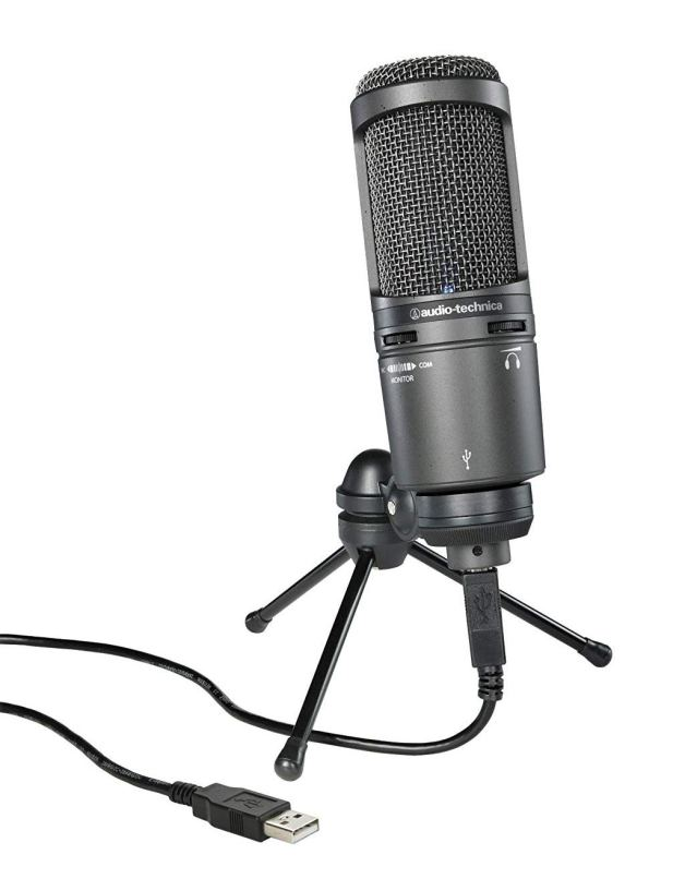 Best Podcast Gear USB mics