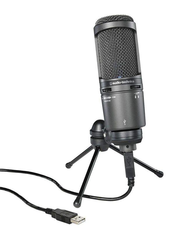 Best Podcast Gear USB mics