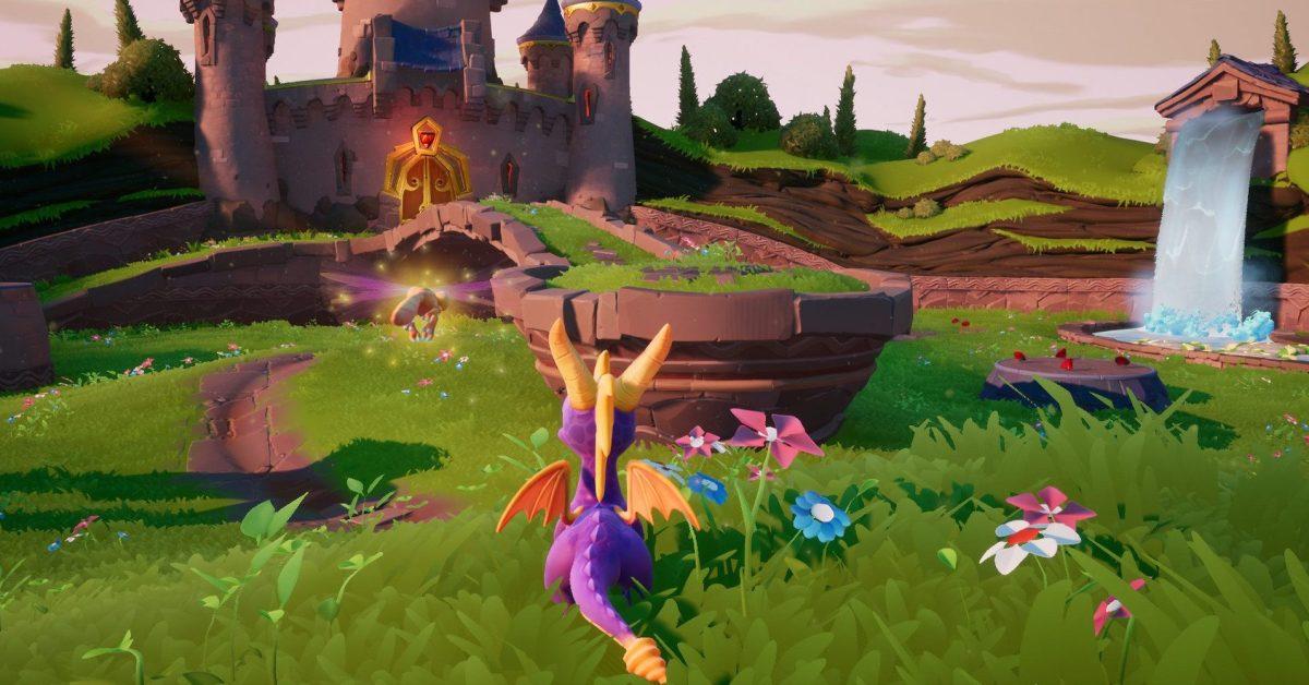 Today's best game deals: Spyro Reignited Trilogy $14, Zelda Breath of the Wild $41, more