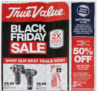 True Value Black Friday 2019-1