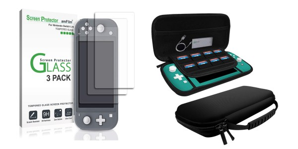 Switch Lite accessory deals from $5: screen protectors, cases, more - 9to5Toys