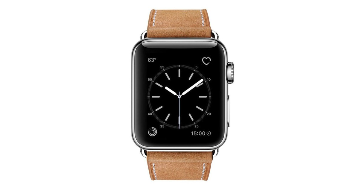 Add this leather Apple Watch band to your wrist for $7 ($5 off) - 9to5Toys