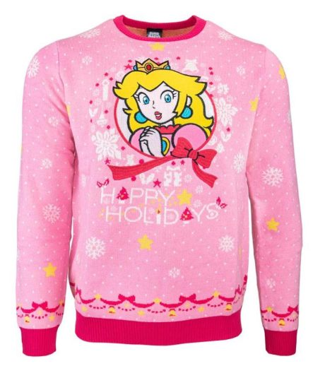 Nintendo Christmas.Official Nintendo Christmas Sweaters Now Available 9to5toys