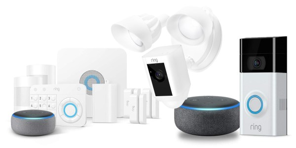 Amazon bundles free Echo Dot w/ discounted Ring Doorbells, Alarm systems, more - 9to5Toys