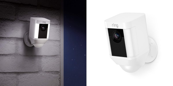 Surveil your yard with $50 off Ring